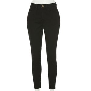 Juniors' SO High-Rise Curvy Jeggings Size 15